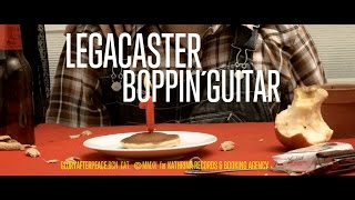"""LEGACASTER """"BOPPIN' GUITAR"""" Official Videoclip Kathrina Records"""