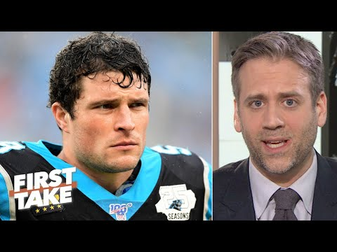 First Take debates whether Luke Kuechly's retirement is bad for the NFL   First Take