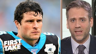 Stephen A. Smith, Max Kellerman and Domonique Foxworth react to Carolina Panthers LB Luke Kuechly's decision to retire after eight season at the age of 28. #FirstTake #NFL ✔ Subscribe to ESPN+ https://plus.espn.com/ ✔ Get the ESPN App: http://www.espn.com/espn/apps/espn ✔ Subscribe to ESPN on YouTube: http://es.pn/SUBSCRIBEtoYOUTUBE ✔ Subscribe to ESPN FC on YouTube: http://bit.ly/SUBSCRIBEtoESPNFC ✔ Subscribe to NBA on ESPN on YouTube: http://bit.ly/SUBSCRIBEtoNBAonESPN ✔ Watch ESPN on YouTube TV: http://es.pn/YouTubeTV  Exclusive interviews with Rachel Nichols https://urlzs.com/jNURe Stephen A. Smith on ESPN https://urlzs.com/W19Tz  ESPN on Social Media: ► Follow on Twitter: http://www.twitter.com/espn ► Like on Facebook: http://www.facebook.com/espn ► Follow on Instagram: www.instagram.com/f/espn  Visit ESPN on YouTube to get up-to-the-minute sports news coverage, scores, highlights and commentary for NFL, NHL, MLB, NBA, College Football, NCAA Basketball, soccer and more.   More on ESPN.com: https://www.espn.com