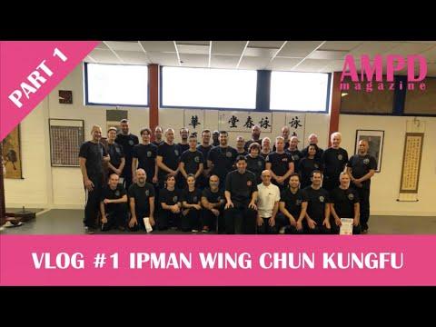 Vlog Ip Man Wing Chun