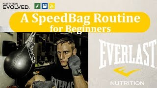 A Speed Bag Routine for Beginners