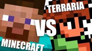 Minecraft или Terraria