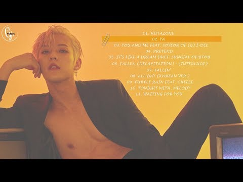 LEE MINHYUK - HUTAZONE Full Album [1st Album]