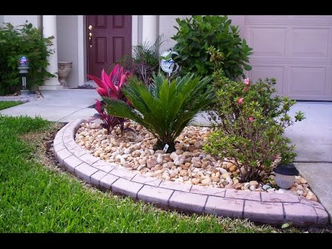 flower bed ideas - flower bed ideas pinterest