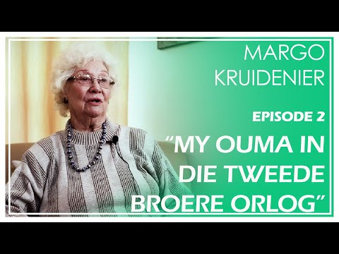 My ouma in die twee boere oorlog – Margo Kruidenier