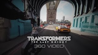 Transformers: The Last Knight - 360 Experience