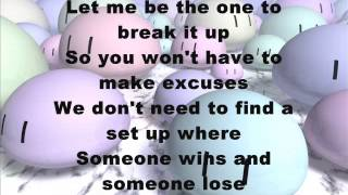 Let Me Be The One Lyrics Cover By John Neil Roa