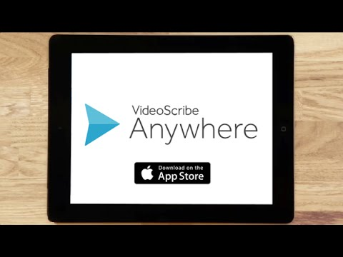 VideoScribe Anywhere Demo - Create whiteboard videos on your iPad | Sparkol