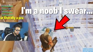 I asked Random Squads to teach me how to build, then I did this..