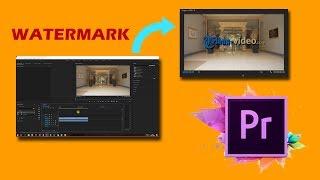 Cara Mudah Pasang Watermark di Video Gunakan Adobe Premiere Pro