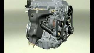 ford engine assembly video