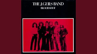 The J. Geils Band - Make up Your Mind