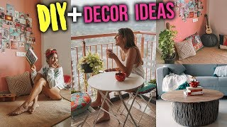 DIY + HOME DECOR 2018 - Cozy Bohemian Vibes | Larissa Dsa