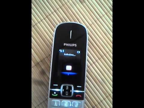 Defektes Telefon Philips