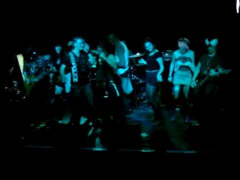 """WASTED SINNERS """" I Want More"""" live at the Purple Turtle 7.9.11"""