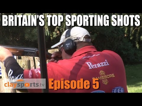 Britain's Top Sporting Shots – Claysports, episode 5