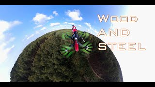 Wood And Steel   FPV Freestyle   Insta360