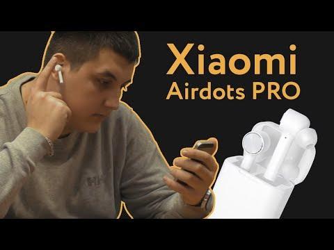 Честный обзор беспроводных наушников Xiaomi Airdots Pro