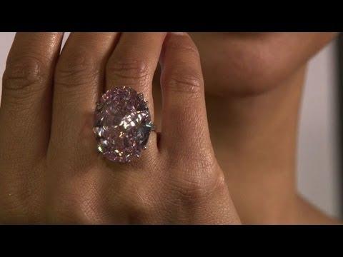 Diamante de 60 millones de dólares