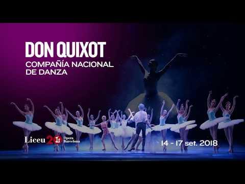 Don Quixot · Compañía Nacional de Danza