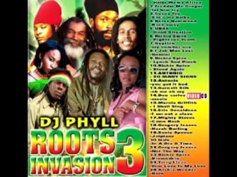 Dj Phyll – Roots & Reggea Invasion Vol 3
