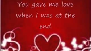You Needed Me Boyzone lyrics   YouTube