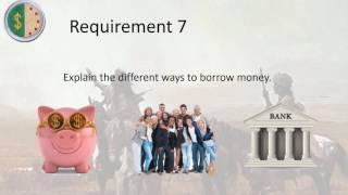 Peronal Management Merit Badge Requirement 7
