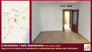 preview picture of video '2 dormitorios 1 baño Apartamento se Vende en Vera, Almeria, Spain'
