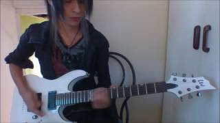 The Gazette - Cassis (Guitar cover)