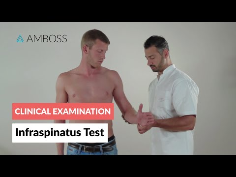 Palpation of the shoulder region - Clinical examination   Δ AMBOSS