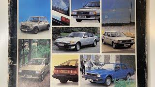 A Look at a 1982 Austin Rover Brochure