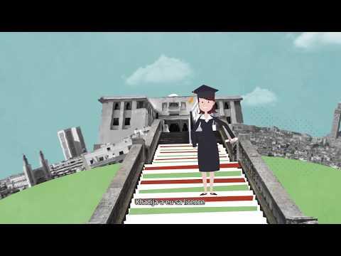 كيفاش نحصل على منحة إيراسموس + Comment obtenir une bourse Erasmus