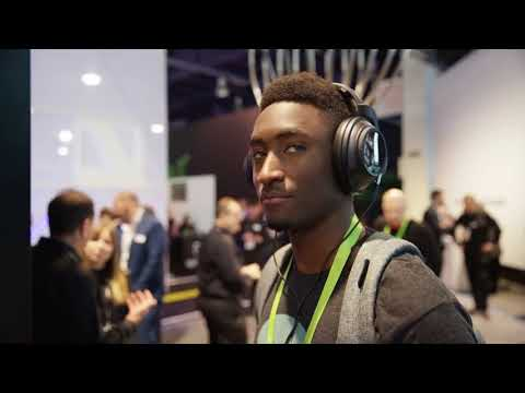 Marques Brownlee - Dope Tech of CES 2018! Part 1 (видео)
