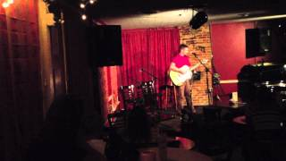 Layla Acoustic at Open Mic Night