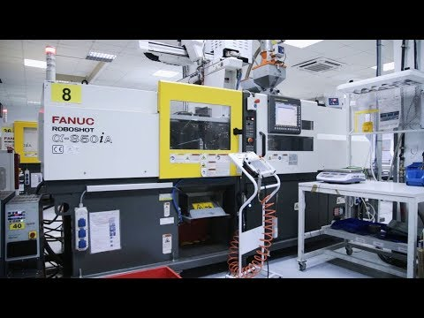 Success Story: Improved production for Flaro Prod S.A with FANUC ROBOSHOT