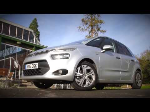 Snapshot Review: Citroën C4 Picasso 1.6 e-HDi