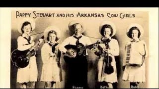 Stewart Family - Just Out Of Reach (Of My Two Open Arms) - (ORIGINAL) - (c.1951).
