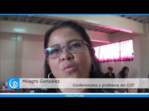 Conferencia para docentes de iniciación del DIF en el CUT Ixtapaluca