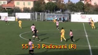 preview picture of video '07/10/2012 - Promozione D - 5^ andata ASD Verucchio -vs- Ravenna Sport 2019 1-6 LE RETI'