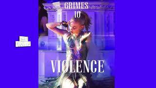 Grimes I O   💜 Violence 💜 FUri DRUMS Heavenly House Remix FREE