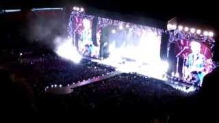 Rolling Stones Live In Kansas City 2015 Kansas City Cover Fats Domino