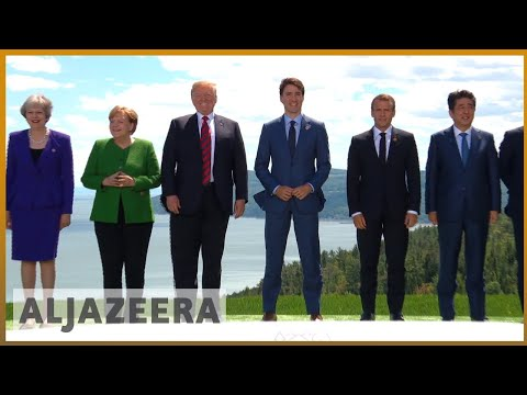 🇨🇦 G7 Summit: Trade frictions dominate talks   Al Jazeera English