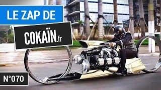 Le Zap de Cokaïn.fr n°070