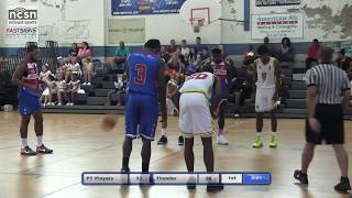 ECBL:  Playoffs 2018 Southern Conference Championship - Prime Time Players vs. Carolina Thunder