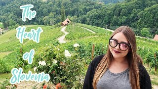 The Most Instagrammable Heart Road | Slovenia Travel Vlog