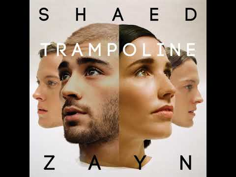 SHAED & ZAYN - Trampoline  [Audio]