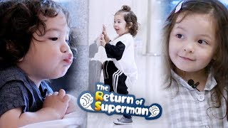 """TROS E291"" Gun Hoo & Na Eun Cut Full Version [The Return of Superman Ep 291]"