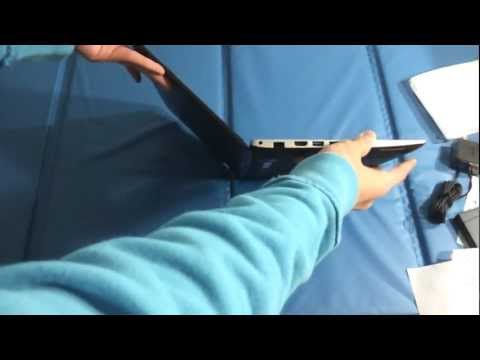 Asus Vivobook S200/X202E Unboxing