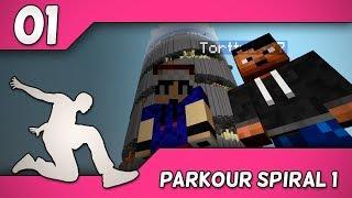 RAGE ALKAKOON!  | Parkour Spiral 1 W Roponen