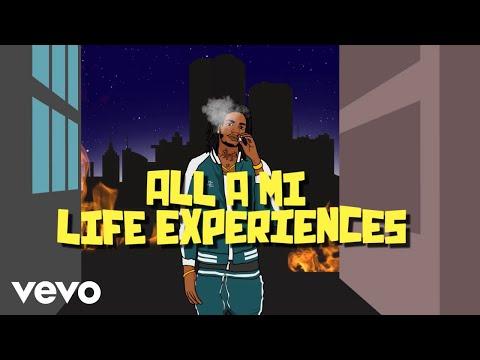 Alkaline Juggernaut Lyric Video